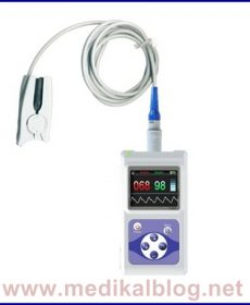 Pediatrik Pulse Oksimetre Cihazı